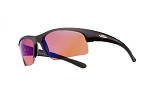 Curve; Black - Haber Rose Polarized Lt. Blue Flash