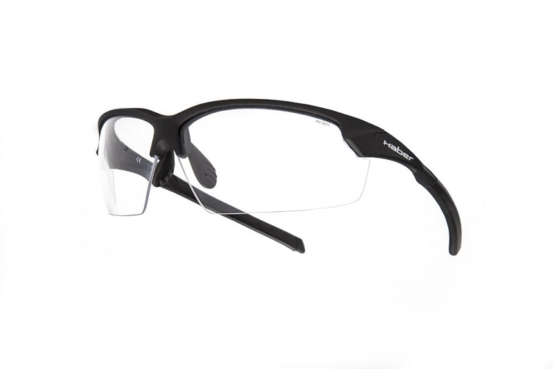 Blast Matte Black Clear non-polarized. Click for more info