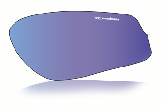 RL Blast Grey Base Blue Mirror Polarized